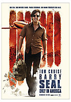 Kinoplakat Barry Seal Only in America