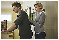 Sam Worthington und Radha Mitchell
