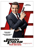 Kinoplakat Johnny English Man lebt nur dreimal