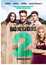 Kinoplakat Bad Neighbors 2