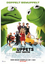 Kinoplakat Muppets Most Wanted