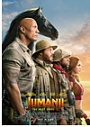 Kinoplakat Jumanji The next Level