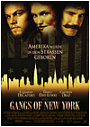 Kinoplakat Gangs Of New York