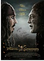 Kinoplakat Pirates of the Caribbean Salazars Rache