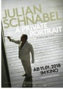 Kinoplakat Julian Schnabel A Private Portrait