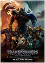 Kinoplakat Transformers The last Knight