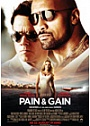 Kinoplakat Pain and Gain