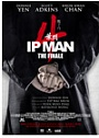Kinoplakat Ip Man 4 The Finale