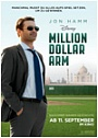 Kinoplakat Million Dollar Arm