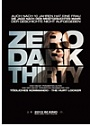 Kinoplakat Zero Dark Thirty