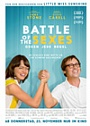 Kinoplakat Battle of the Sexes - Gegen jede Regel