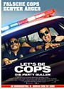 Kinoplakat Lets be Cops
