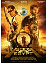 Kinoplakat Gods of Egypt