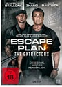 DVD Escape Plan The Extractors