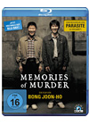 Blu-ray Memories of Murder