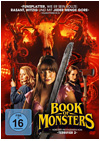 DVD Book of Monsters