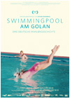 Kinoplakat Swimmingpool am Golan
