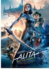 Kinoplakat Alita Battle Angel