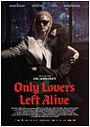 Kinoplakat Only Lovers Left Alive